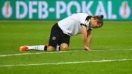 Pechvogel: Alexander Meier kämpft wieder einmal mit einer Verletzung.