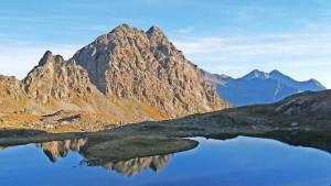 Auf dem Berg könnte es ruhig etwas wärmer sein