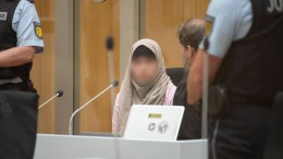 IS-Heimkehrerin zu fünf Jahren Haft verurteilt