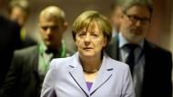 Merkel erklärt Samstag zum Tag der Entscheidung