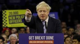 Get Brexit done? Die wichtigsten Antworten zur Wahl