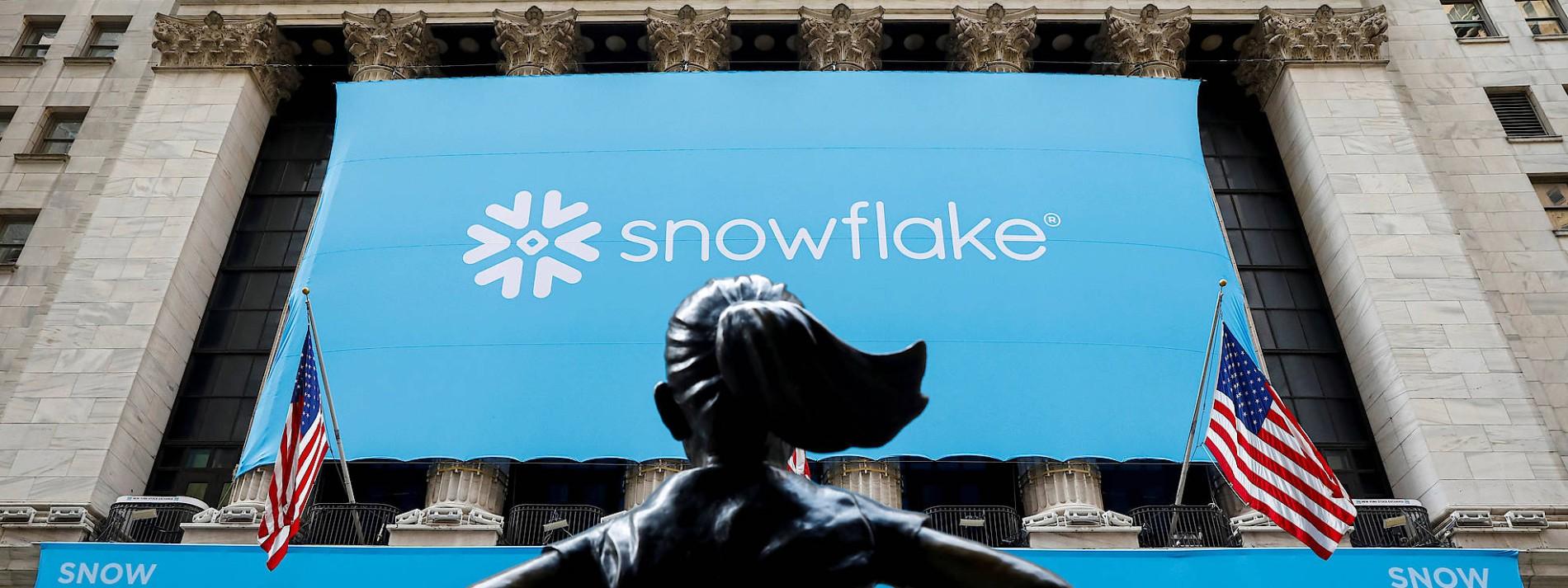 """""""Snowflake wird ein riesiges Unternehmen werden"""""""