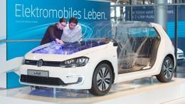 So will Volkswagen E-Autos attraktiv machen