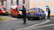 Saint-Just: In der französischen Gemeinde hat ein Mann drei Polizisten erschossen.