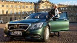 Kretschmann will vollständig elektrisch fahren