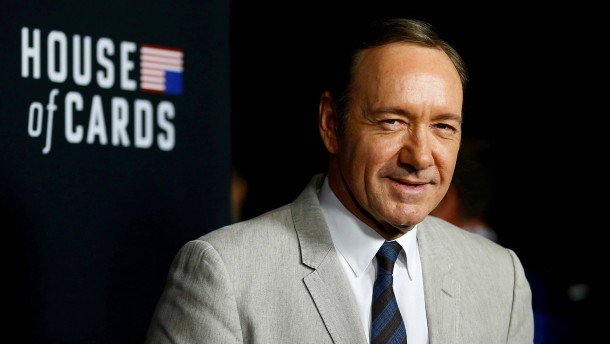 """""""House of Cards"""" endet  ohne Kevin Spacey"""