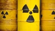 Wo kommen sie in Zukunft hin - die Fässer mit dem Atommüll?