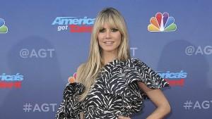 Heidi Klums Tochter will auch in die Modebranche