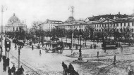 Bis zum Holocaust eines der Zentren jüdischen Lebens in Europa: Die Stadt Lemberg (heute: Lwiw) 1915