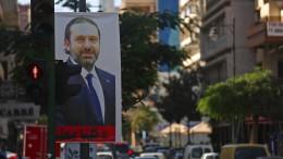 Macron lädt Hariri nach Frankreich ein