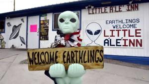 Ein Festival für Alien-Jäger