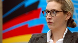 Staatsanwaltschaft Konstanz ermittelt gegen Weidel