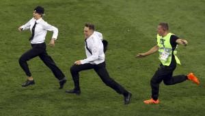 15 Tage Haft für WM-Final-Flitzer