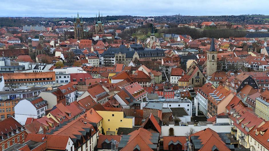 Ermittler gingen dem Verdacht nach, dass in italienischen Restaurants in der Erfurter Altstadt illegale Gelder der kalabrischen Mafia gewaschen wurden.