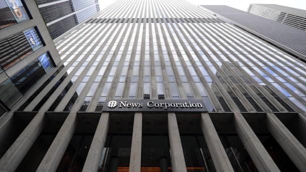 Murdochs Medienimperium wird aufgespalten