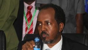 Anschlag auf neuen Präsidenten Mohamud