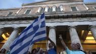 Die Börse nimmt Griechenland locker