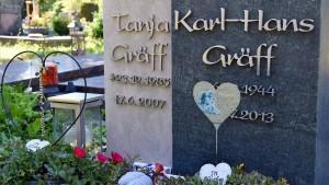 Ermittlungen im Todesfall Tanja Gräff eingestellt