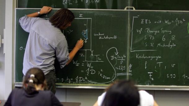 Problemfall Physiklehrer