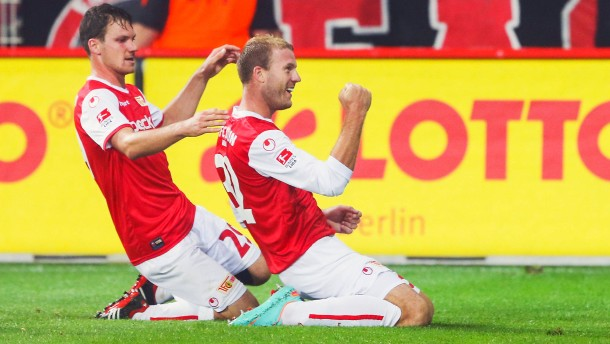 1. FC Union Berlin - Fortuna Düsseldorf