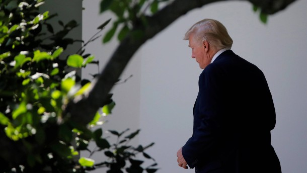 Amerika steigt offiziell aus Pariser Klimaabkommen aus