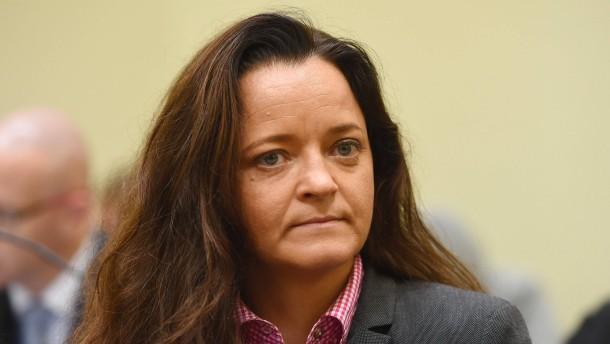 Urteil gegen Beate Zschäpe ist rechtskräftig