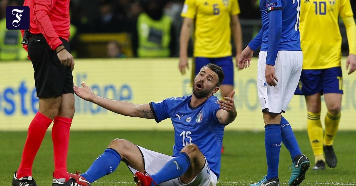 Schweden Gegen Italien