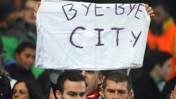 Schwarzer Donnerstag für Manchester