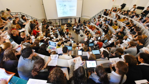 In Deutschland gibt es so viele Studenten ohne Abitur wie noch nie