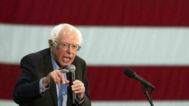 """Bringt die """"Bernie-Mania"""" Sanders ins Weiße Haus?"""