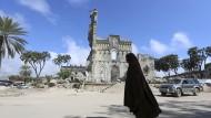 Die Kathedrale von Mogadischu: Zerstört während eines Gottesdienstes am 3. November 2015