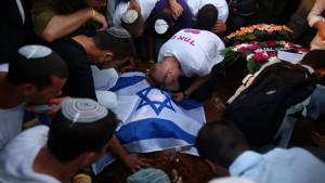 """""""Die Hamas muss zahlen"""""""