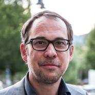 """Thomas Huber liest """"Nysa"""" von Tom Schulz"""