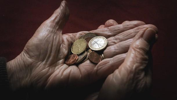 Wie breit ist die Kluft zwischen Arm und Reich?
