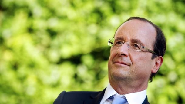 Europa mit Hollande