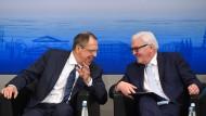 Der hohe Preis von Steinmeiers Außenpolitik