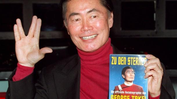 """""""Star Trek""""-Star George Takei weist Vorwürfe zurück"""