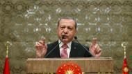 Kein Freund kritischer Wissenschaft: der türkische Präsident Erdogan