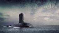 Wird nun nicht mehr ausgeliefert: Ein französisches Jagd-U-Boot der Barracuda-Klasse in der Version für Australien
