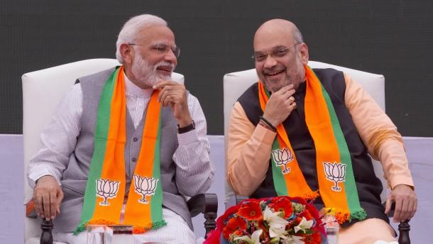 Modi verteidigt Aufhebung der Autonomie Kaschmirs