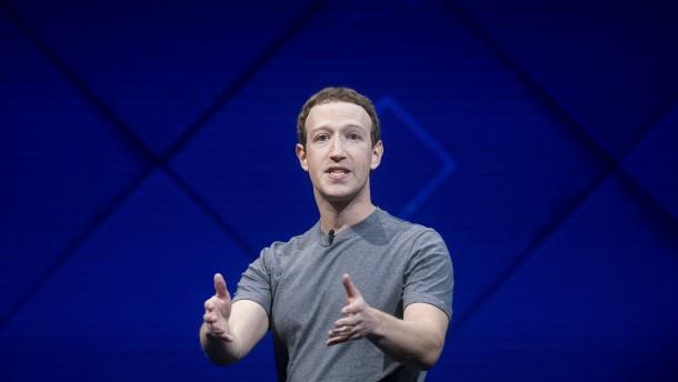 Facebook-Aktie schießt auf Rekordhoch