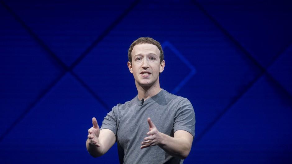 Facebook-Aktie schießt dank Werbegeschäft auf Rekordhoch