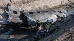 Technischer Defekt verursachte Flugzeugabsturz in Iran