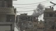 Der Krieg in Syrien erreicht die Stadt Hassaka