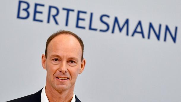 Bertelsmann bündelt sein Geschäft in Kreativ-Allianz