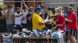Litauen wirft Belarus Einschleusen von Migranten in die EU vor