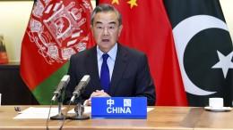 China will künftig auch in Afghanistan mitmischen