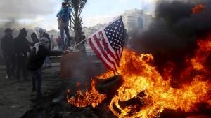 Vereinigte Staaten im Sicherheitsrat isoliert