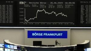 Zu wenig deutsche Aktienkäufer