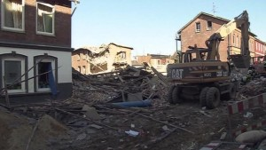 Zwei Tote nach Explosion in Wohnhaus